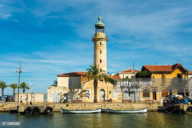 lighthouse of Le Grau du Roi