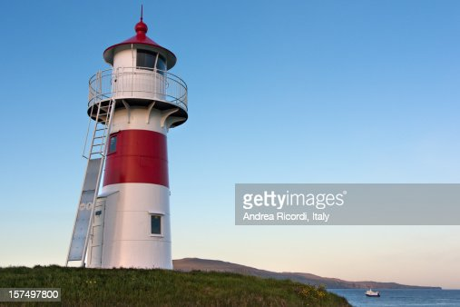 Lighthouse of Torshavn, Faroe Islands