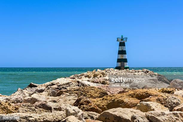 Lighthouse on South of Portugal