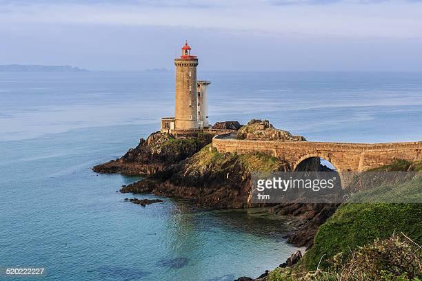 Lighthouse 'Phare du Petit Minou'