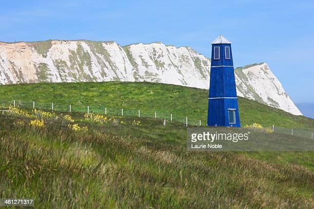 Lighthouse, Samphire Hoe, Kent, England