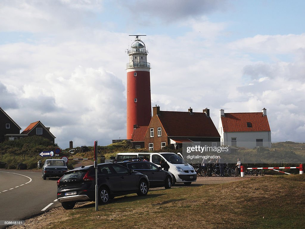 Lighthouse, Texel : Stock Photo