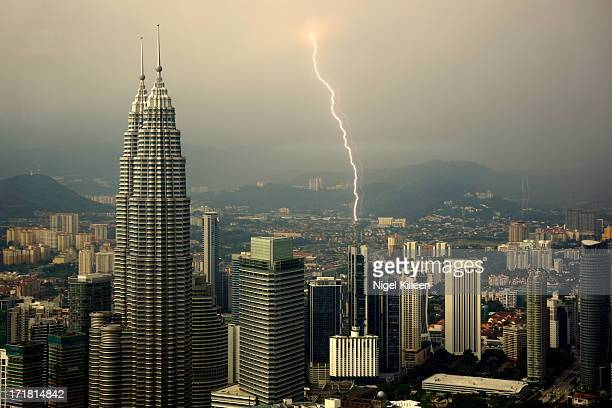Lightning in KL
