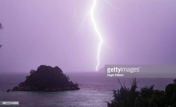 Lightning, Koh Lipe