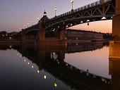 Lights in Toulouse, Pont Saint-Pierre