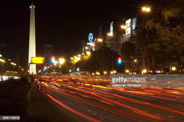 Lights of Buenos Aires