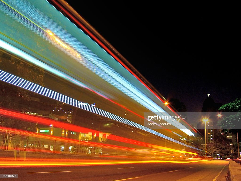 Lights of the City : Stock Photo