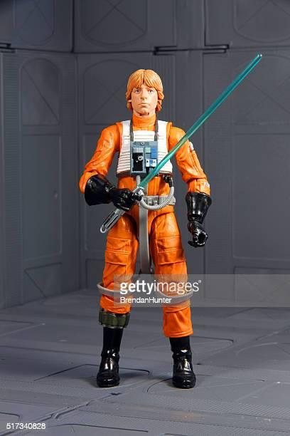 Lightsaber Luke