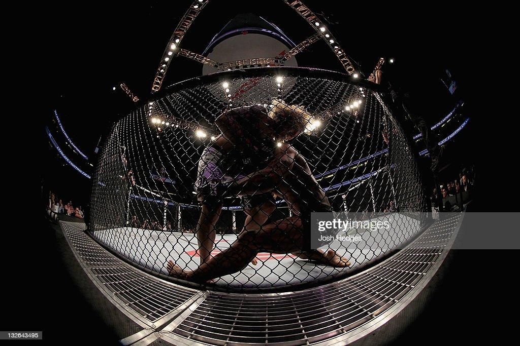 UFC on Fox: Velasquez v Dos Santos