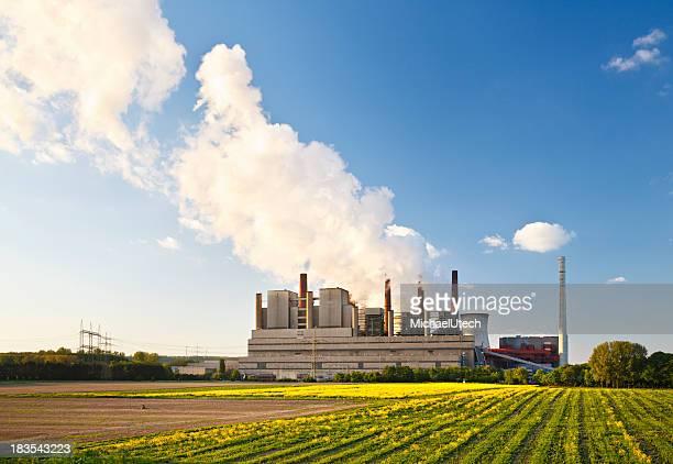 Lignite Power Station