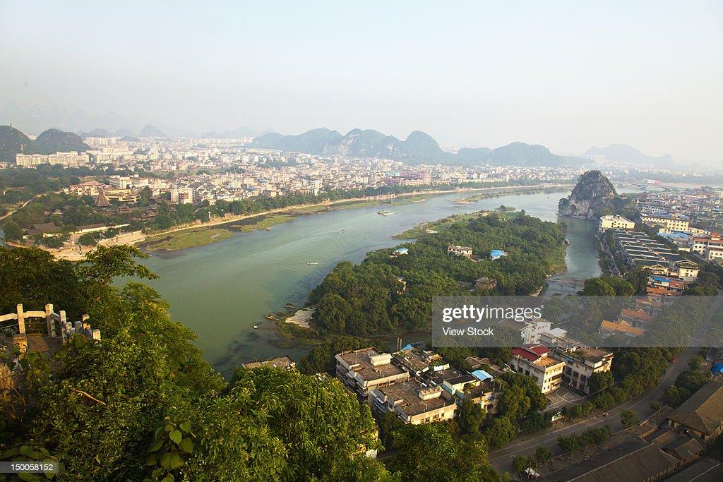 'Lijiang,Guilin,Guangxi,China' : Stock Photo