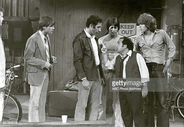 TAXI 'Like Father Like Daughter' Season One 9/12/78 Andy Kaufman Randall Carver Judd Hirsch Tony Danza Danny DeVito Jeff Conaway on the ABC...