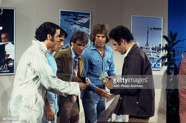 TAXI 'Like Father Like Daughter' Season One 9/12/78 Andy Kaufman Tony Danza Randall Carver Jeff Conaway Judd Hirsch on the ABC Television Network...
