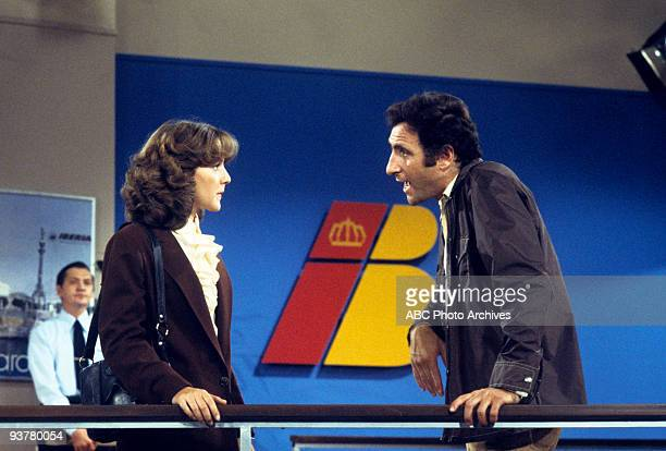 TAXI 'Like Father Like Daughter' Season One 9/12/78 Talia Balsam Judd Hirsch on the ABC Television Network comedy 'Taxi' Alex and the guys drive a...