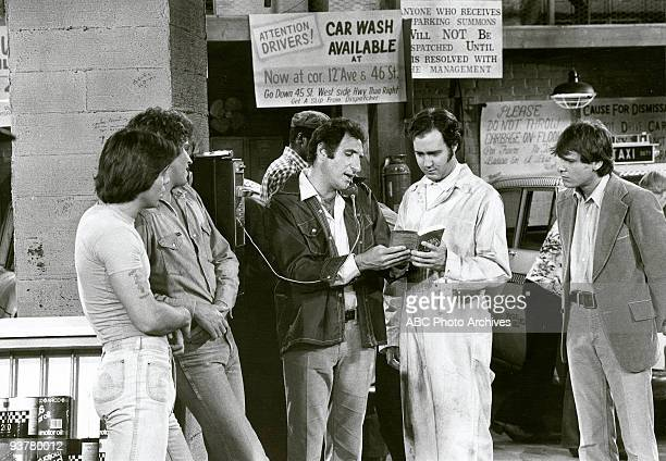 TAXI 'Like Father Like Daughter' Season One 9/12/78 Tony Danza Jeff Conaway Judd Hirsch Andy Kaufman Randall Carver on the ABC Television Network...