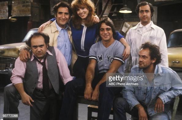 TAXI 'Like Father Like Son' airdate 11/12/81 Danny DeVito Judd Hirsch Marilu Henner Tony Danza Andy Kaufman Christopher Lloyd