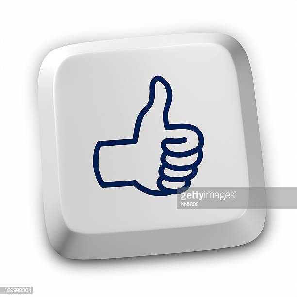 Like Global Friendship Satisfaction Admiration icon keyboard