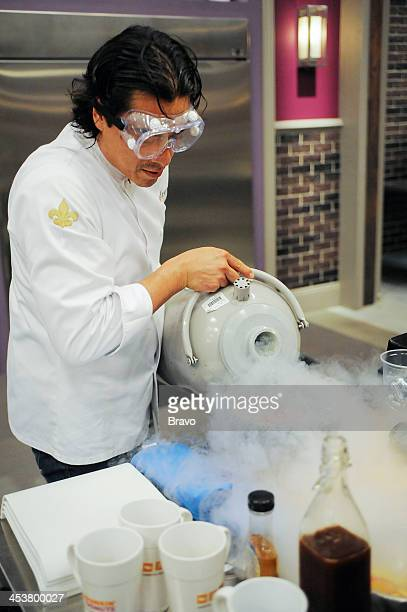 TOP CHEF 'Like Mama Made' Episode 1110 Pictured Contestant Carlos Gaytan