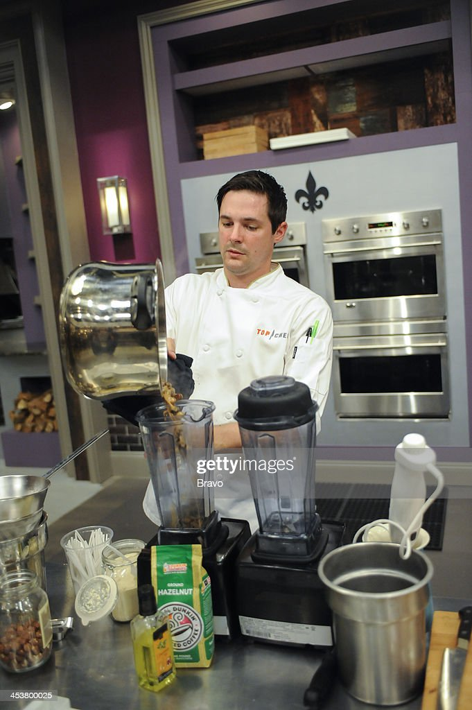 TOP CHEF -- 'Like Mama Made' Episode 1110 -- Pictured: Contestant Nick Elmi --