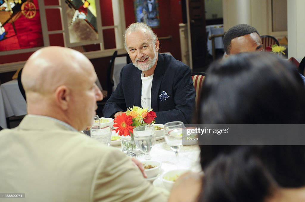 TOP CHEF -- 'Like Mama Made' Episode 1110 -- Pictured: Guest judge Hubert Keller --