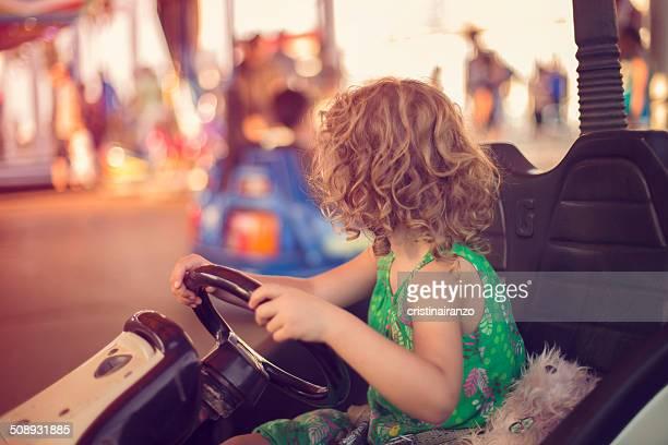 I like to drive