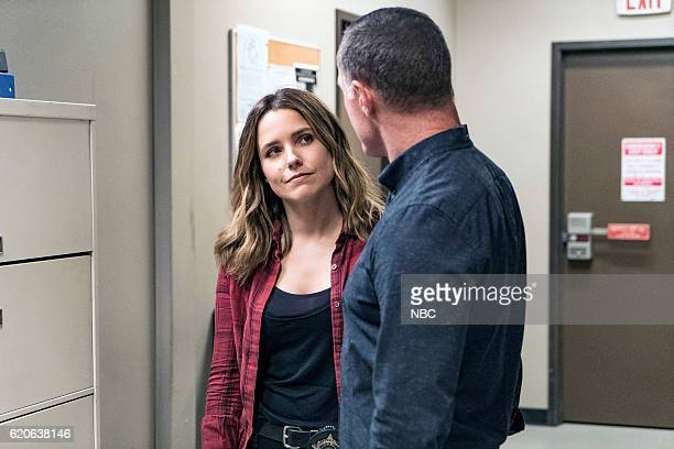D '300000 Likes' Episode 407 Pictured Sophia Bush as Erin Lindsay
