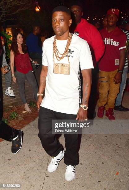 Lil Boosie attends The Rich and Famous All Star Weekend Grand Finale at The Metropolitan on February 20 2017 in New Orleans Louisiana