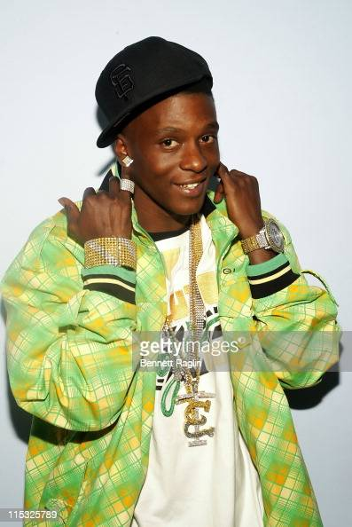 Lil Boosie during Lil Boosie and Fantasia Visit MTV's 'Sucker Free' January 23 2007 at MTV Studios in New York City New York United States