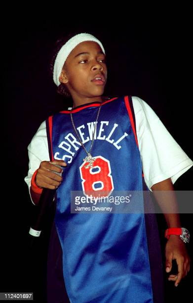 Lil' Bow Wow during Lil' Bow Wow in Concert in New York City 2001 at Hammerstein Ballroom in New York City New York United States