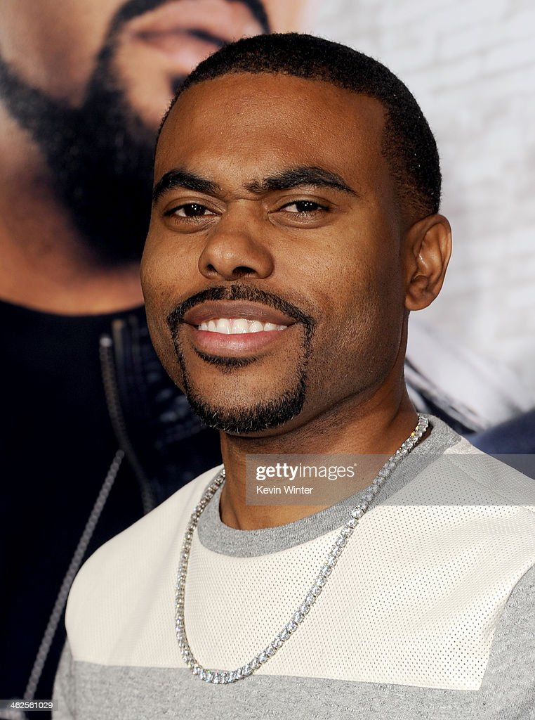 Lil Duval attends the Premiere Of Universal Pictures' 'Ride Along' at TCL Chinese Theatre on January 13, 2014 in Hollywood, California.