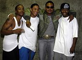 Lil Fizz JBoog Chris Stokes and Omarion of B2K