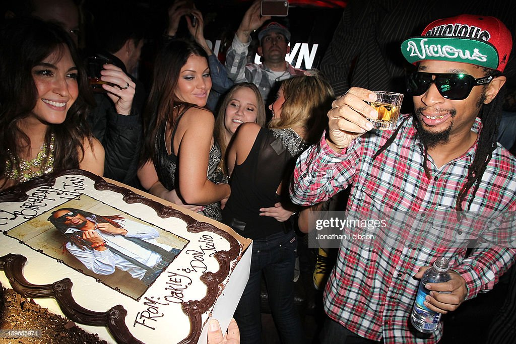 Lil Jon at the Lil Jon Birthday Party at Downstairs Bar on January 17, 2013 in Park City, Utah.