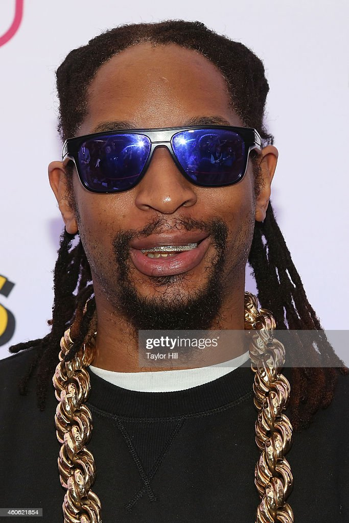 Lil Jon attends the 2014 Hot 995 Jingle Ball at Verizon Center on December 15 2014 in Washington DC