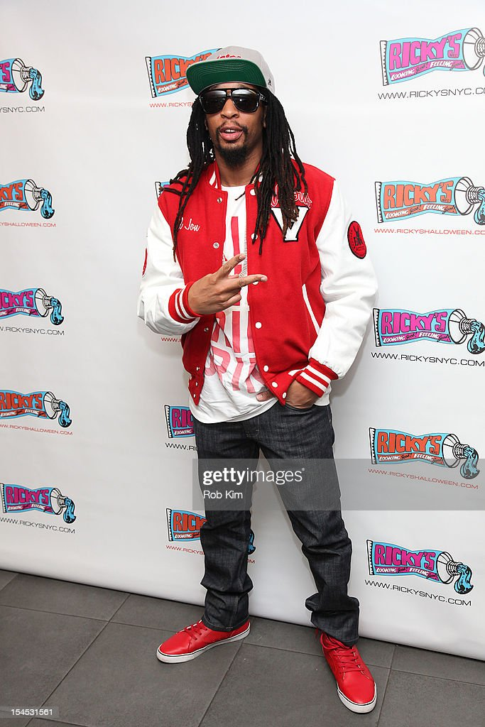 Lil Jon attends the 'Celebrity Apprentice All Star' contestant meet & greet at Ricky's Soho on October 21, 2012 in New York City.