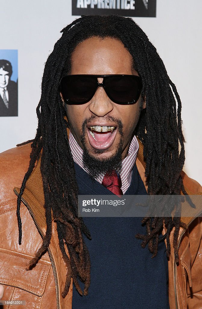<a gi-track='captionPersonalityLinkClicked' href=/galleries/search?phrase=Lil+Jon+-+Rapper&family=editorial&specificpeople=202659 ng-click='$event.stopPropagation()'>Lil Jon</a> attends the 'Celebrity Apprentice All Stars' Season 13 Press Conference at Jack Studios on October 12, 2012 in New York City.