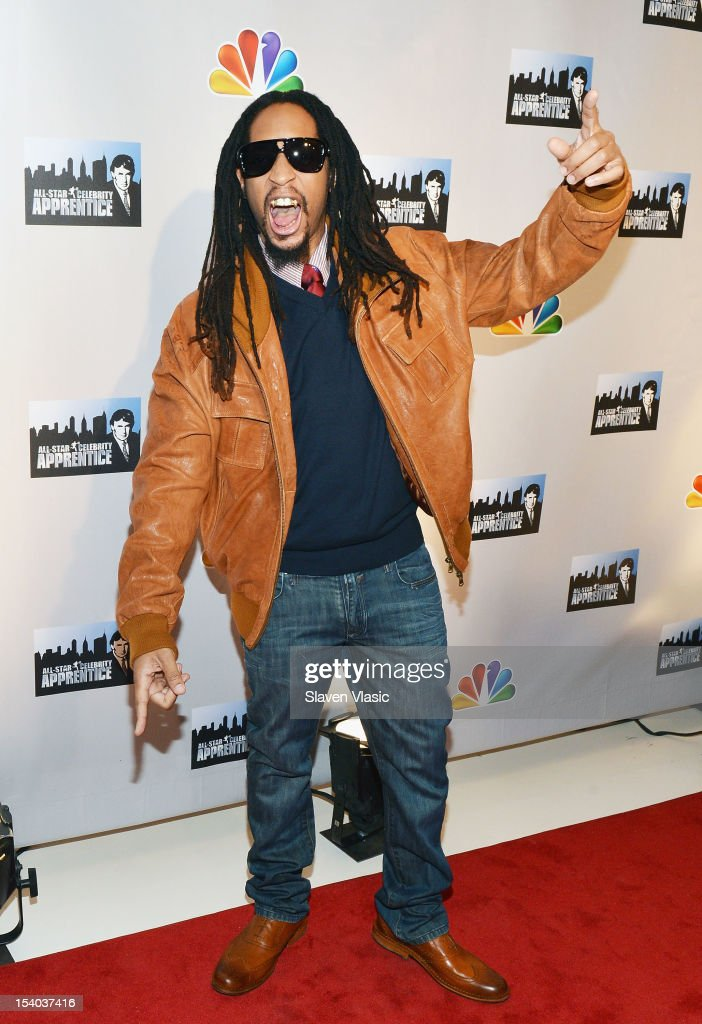 Lil Jon attends the 'Celebrity Apprentice All Stars' Season 13 Press Conference at Jack Studios on October 12, 2012 in New York City.