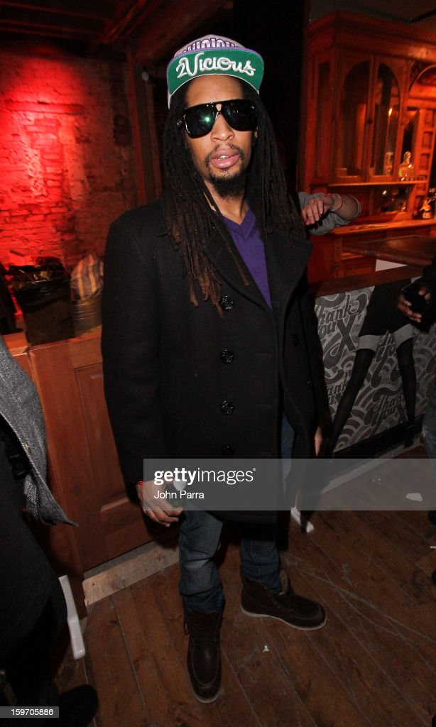 Lil Jon attends the Nokia Music, SPIN, Sundance Channel and SomeSuch & Co Present New American Noise on January 18, 2013 in Park City, Utah.