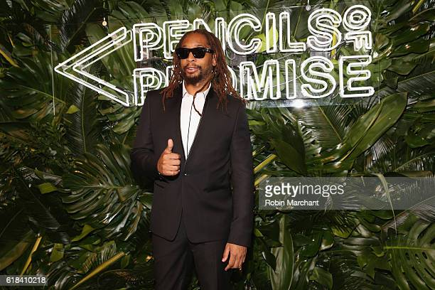 Lil Jon attends the Pencils of Promise 6th Annual Gala 'A World Imagined' at Cipriani Wall Street on October 26 2016 in New York City