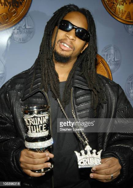 Lil' Jon during 3rd Annual MTV 'TRL' Awards Arrivals at MTV Studios in New York City New York United States