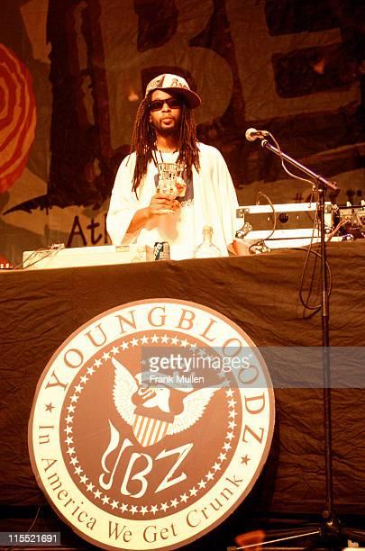 Lil' Jon during 955 The BEAT Birthday Bash VI at The Tabernacle in Atlanta Georgia United States