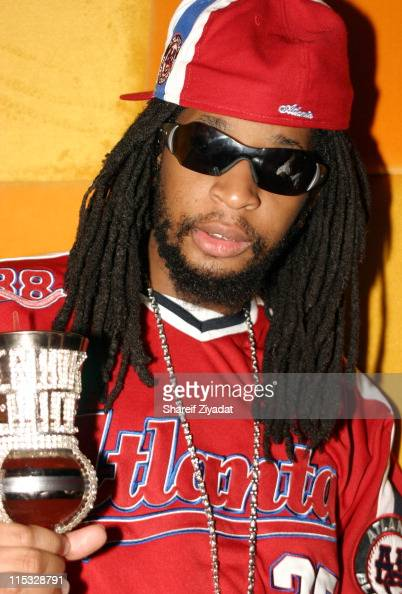 Lil Jon during Antonne Birthday Party at Boulavard in New York City NY United States