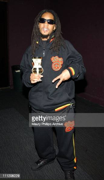 Lil Jon during Dave Meyers' Surprise Birthday Party Sponsored by Bacardi Flavors at Avalon in Hollywood California United States