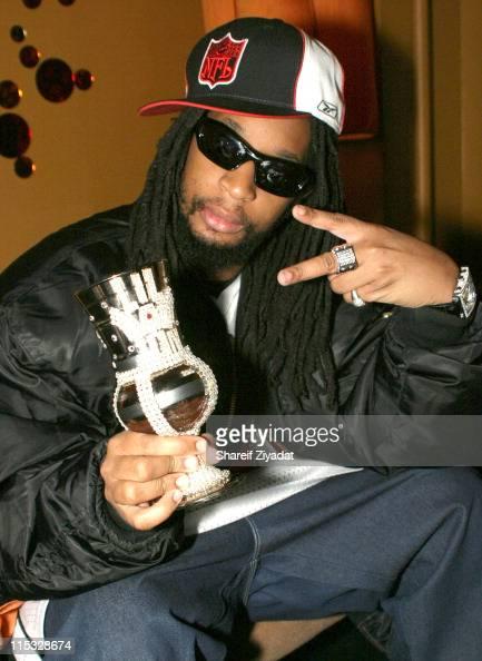 Lil' Jon during Lil' Jon at Lobby Nightclub at Lobby Nightclub in New York City New York United States