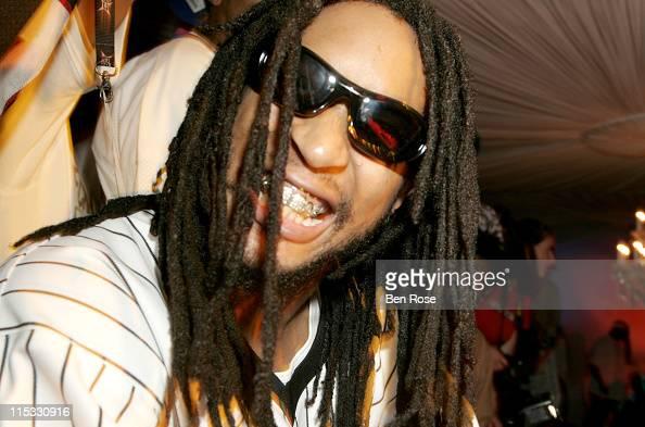 Lil' Jon during Lil' Jon Double Platinum Celebration Party at Vision Night Club in Atlanta Georgia United States
