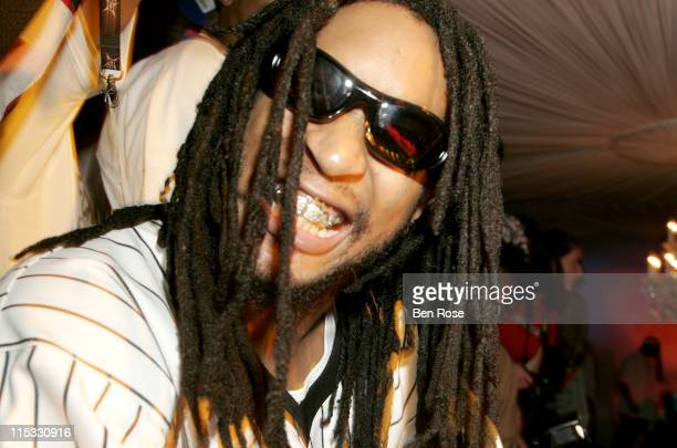 Lil' Jon during Lil' Jon Double Platinum Celebration Party at Vision Night Club in Atlanta Georgia United States