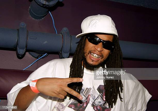 Lil' Jon during Mobb Deep Presents 'Amerikaz Nightmare' Album Release at Spirit in New York City New York United States