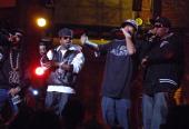 Lil' Jon Jermaine Dupri Ludacris and Young Jeezy perform 'Welcome to Atlanta'