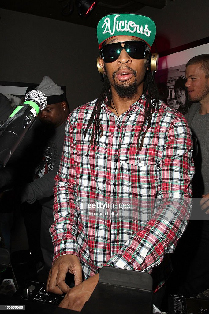 <a gi-track='captionPersonalityLinkClicked' href=/galleries/search?phrase=Lil+Jon+-+Rapper&family=editorial&specificpeople=202659 ng-click='$event.stopPropagation()'>Lil Jon</a> performs at the <a gi-track='captionPersonalityLinkClicked' href=/galleries/search?phrase=Lil+Jon+-+Rapper&family=editorial&specificpeople=202659 ng-click='$event.stopPropagation()'>Lil Jon</a> Birthday Party at Downstairs Bar on January 17, 2013 in Park City, Utah.