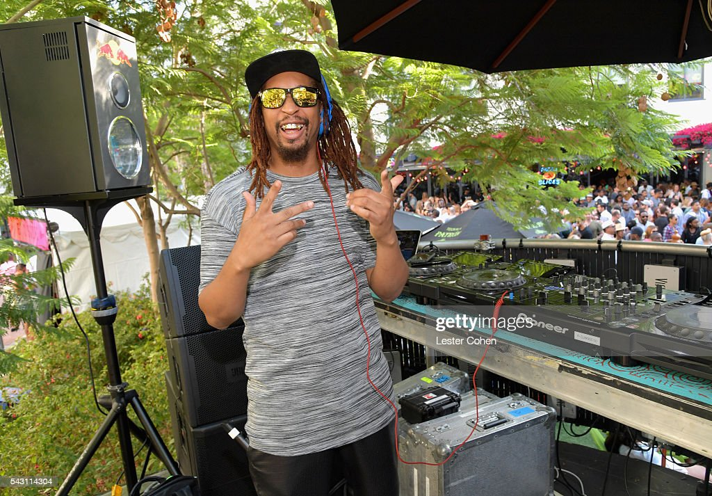 Lil Jon spins at EpicFest 2016 hosted by L.A. Reid and Epic Records at Sony Studios on June 25, 2016 in Los Angeles, California.