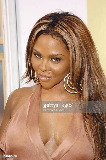 Lil' Kim during 2005 MTV Video Music Awards Arrivals at American Airlines Arena in Miami Florida United States